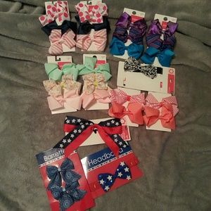 Other - Bundle of Bows! 27 pc